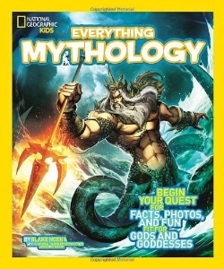 national geographic everything mythology percy jackson read alikes kids book long enough