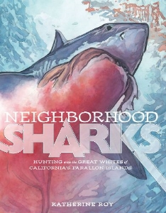 neighborhood sharks roy 2014 new science kids book long enough