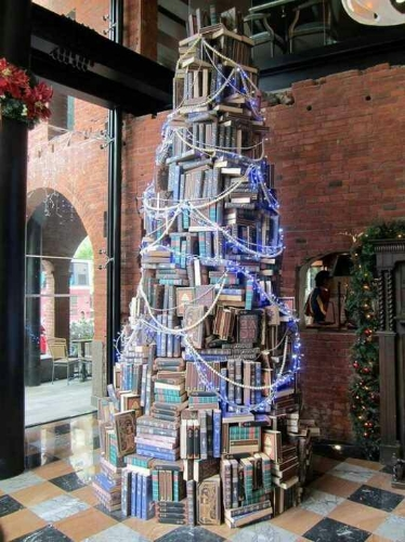 christmas tree lit book long enough