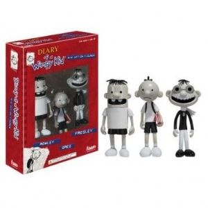 christmas gifts kids reading wimpy kid figurines book long enough