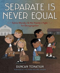 kids biography best gift 2014 separate never equal book long enough