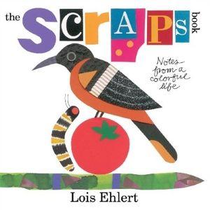 ehlert scraps book long enough biography kids best 2014 gifts
