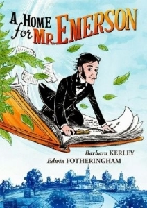 home for mr emerson kids biography best 2014 gift book long enough