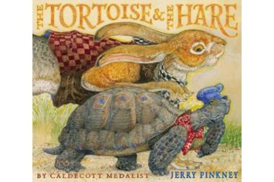 tortoise hare pinkney two three year old toddler preschool book long enough