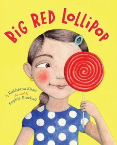 big red lollipop new multicultural kids picture book long enough