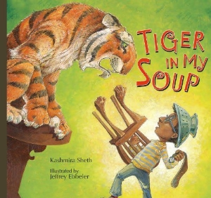 tiger in my soup new multicultural kids picture book long enough