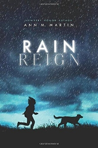 rain reign other-abled disabled autism characters kids chapter book long enough