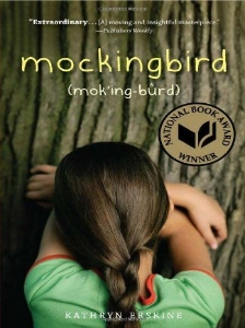 mockingbird aspergers disability other-abled kids chapter book long enough