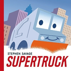 supertruck new kids picture book long enough winter