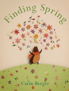 finding spring berger new winter kids picture book long enough