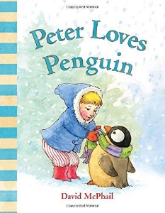 peter loves penguin new kids winter picture book long enough