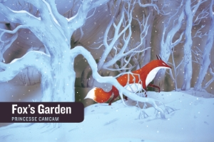 fox's garden new winter kids picture book long enough