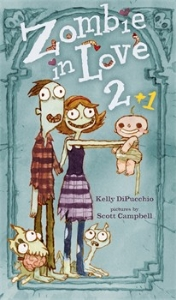 zombie in love 2 + 1 new 2015 picture books kids book long enough