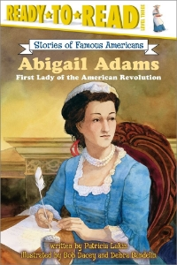 abigail adams presidents day kids book long enough
