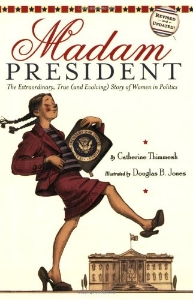 madam presidents day kids book long enough