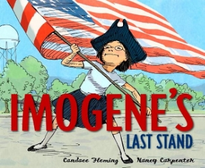 imogene's last stand presidents day kids book long enough