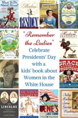 remember the ladies presidents day book long enough