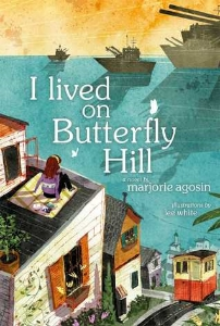 i lived on butterfly hill 2015 award winners kids book long enough