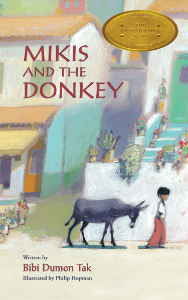 mikis and the donkey 2015 award winners kids book long enough