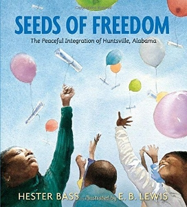 seeds of freedom african-american black history month kids new 2015 chapter picture books a book long enough