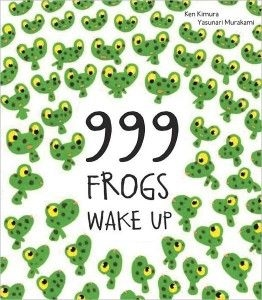 999 frogs wake up kids picture books new spring bunnies easter eggs chicks ducklings a book long enough