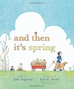 and then it's spring kids picture books new spring bunnies easter eggs chicks ducklings a book long enough
