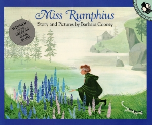 miss rumphius women's history month brave girls kids picture book long enough