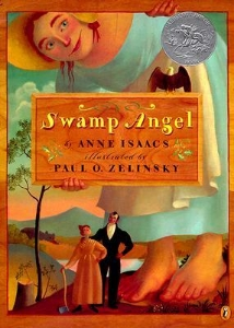 swamp angel women's history month brave girls kids picture book long enough