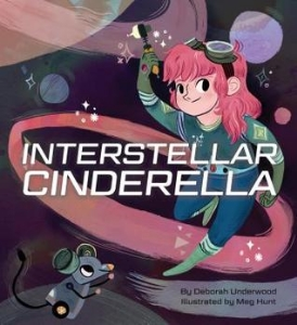 interstellar cinderella kids fairy tales folklore clever strong girls a book long enough