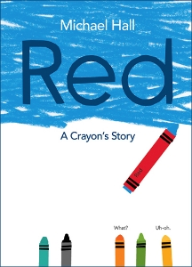 red a crayons story new 2015 kids picture books a book long enough