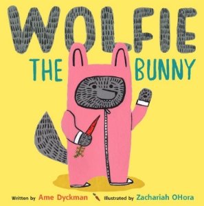 wolfie the bunny 2015 new kids picture books a book long enough