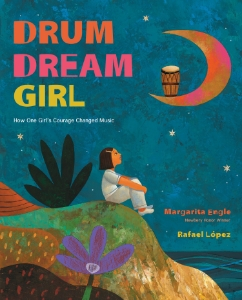 drum dream girl new 2015 kids picture books a book long enough