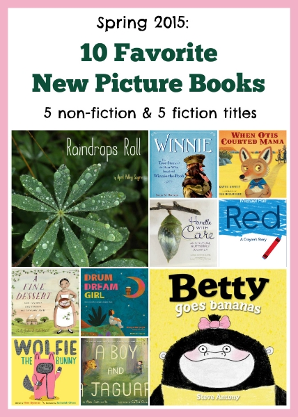 spring 2015 new picture books a book long enough