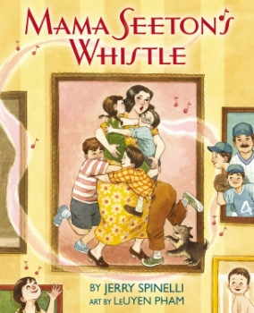 spring 2015 new kids picture books a book long enough mama sexton's whistle