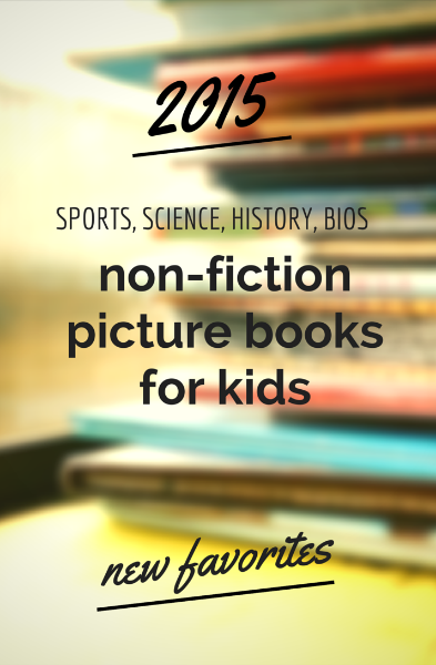 2015 non-fiction picture books for kids a book long enough