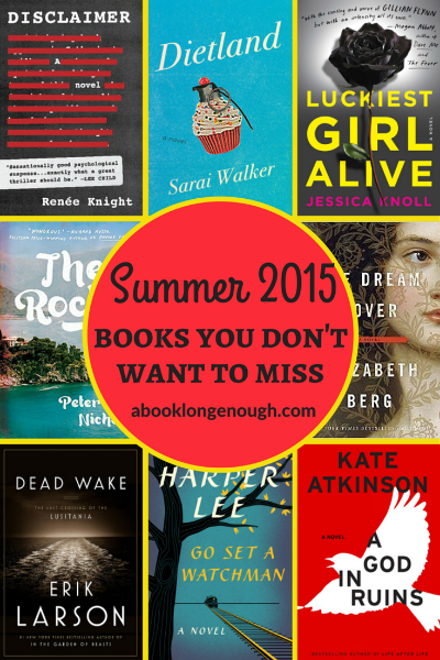 summer 2015 adult books a book long enough