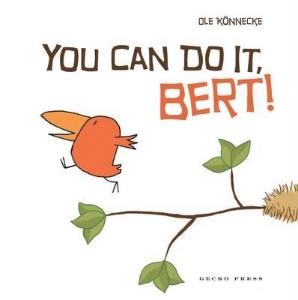 you can do it bert a book long enough