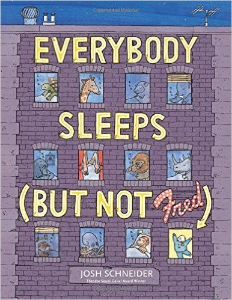 everybody sleeps but not fred a book long enough