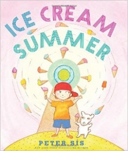 ice cream summer a book long enough