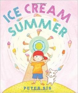 ice cream summer a book long enough
