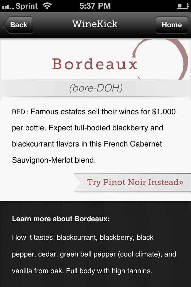bordeaux screenshot winekick app.PNG