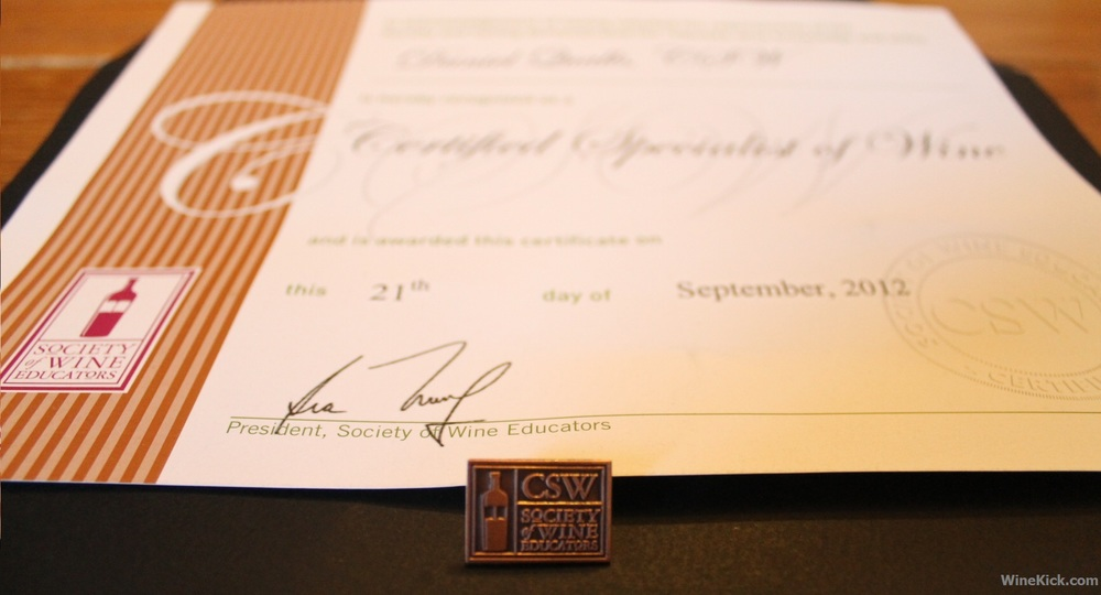 certified specialist of wine csw lapel pin and certificate.jpg