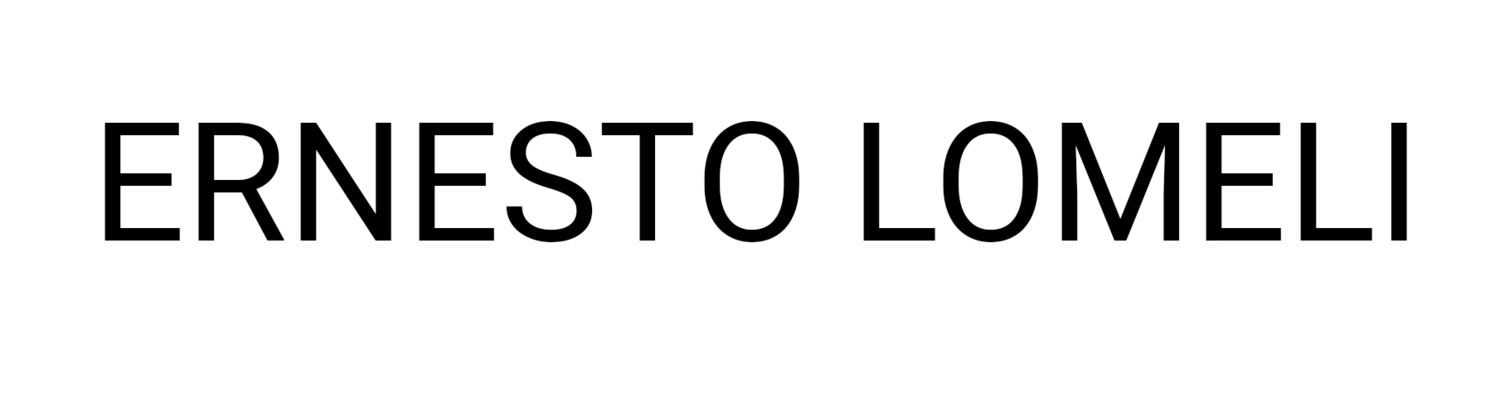 ERNESTO LOMELI -DIRECTOR OF PHOTOGRAPHY