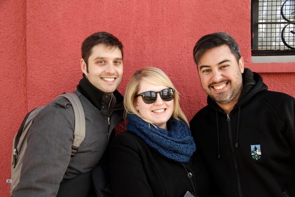 Team 'La Guiri Habla'