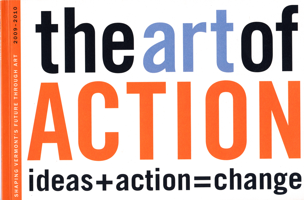 Catalogue, Art Of Action Project