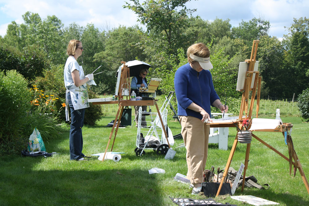 Vermont Summer Painting Retreat