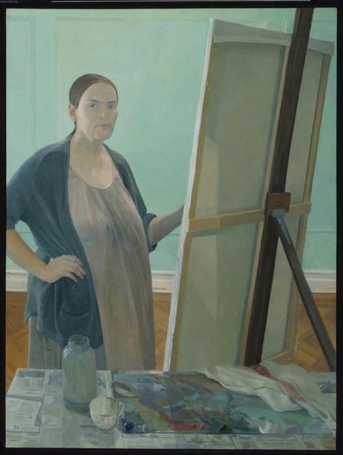 "Catherine Murphy, ""Self Portrait"""