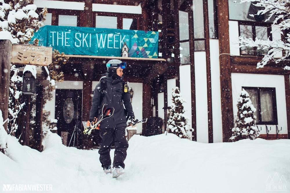 THE SKI WEEK NISEKO: 12-19 February 2017