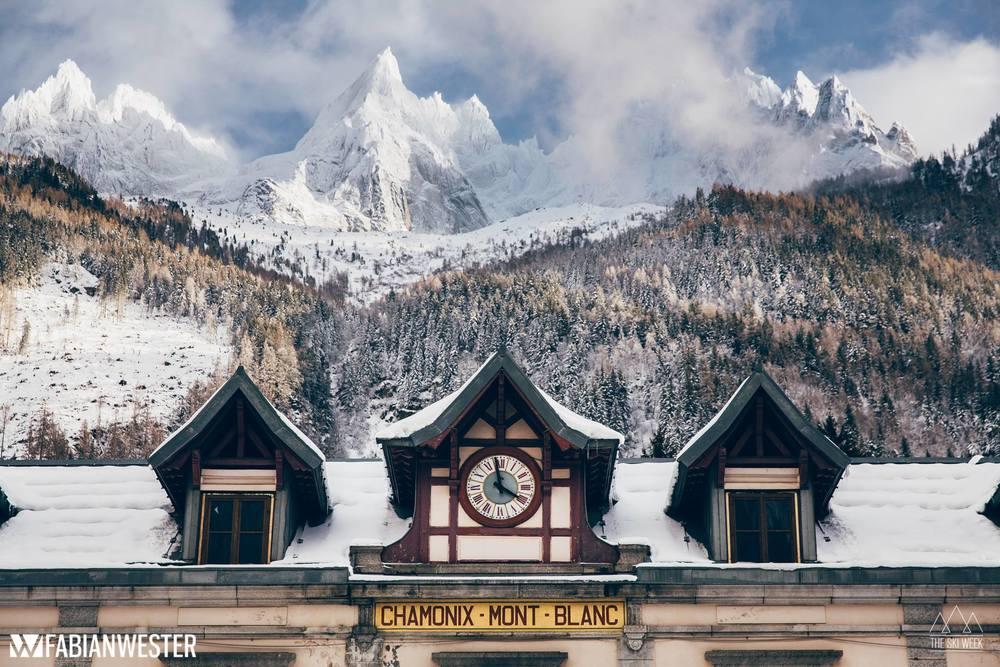 THE SKI WEEK CHAMONIX: 14-21 January 2017