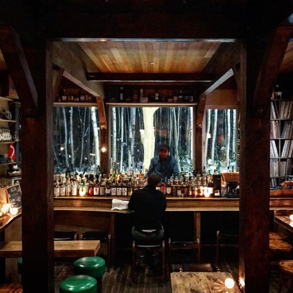 Sniffing out secret whiskey speakeasys